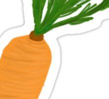 carrots4days Sticker