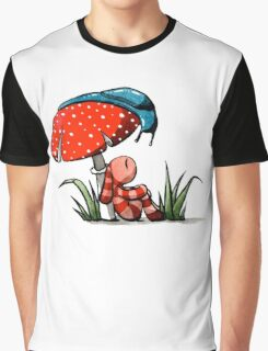 Under the toadstool Graphic T-Shirt