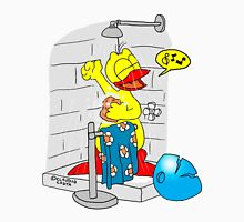 """Rick the chick """"SINGIN' IN THE SHOWER"""" Unisex T-Shirt"""