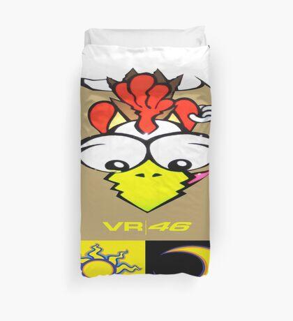 VR 46 Chicken Duvet Cover