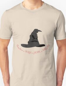 The Sorting Hat Unisex T-Shirt