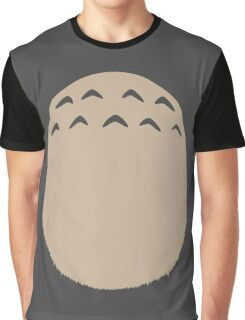 My Neighbor Totoro - Chest Graphic T-Shirt