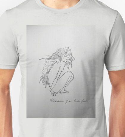Irish Fairy Unisex T-Shirt