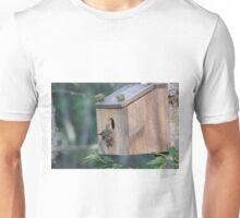 WREN HOUSE SHOPPING 1 Unisex T-Shirt