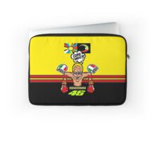 Rossi Come Vado Laptop Sleeve