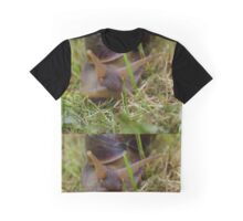 Small Wave Graphic T-Shirt