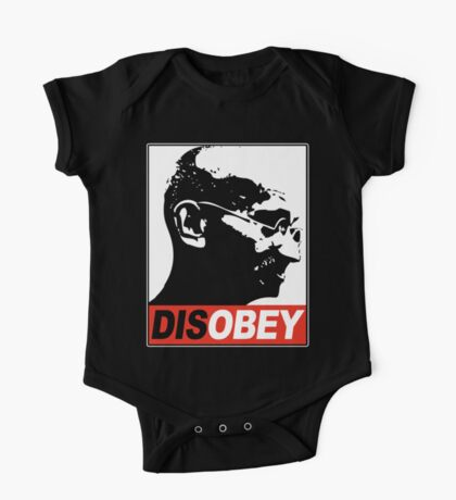 DISOBEY One Piece - Short Sleeve