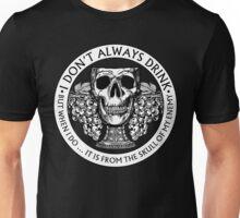 Skull Goblet Unisex T-Shirt