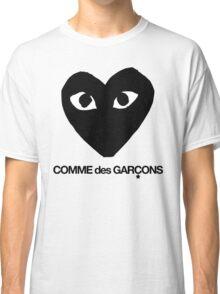 CDG Black Classic T-Shirt