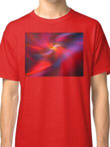 Swirl Crimson Classic T-Shirt