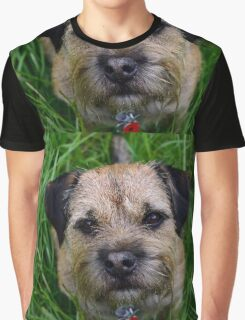 Field of Green Graphic T-Shirt