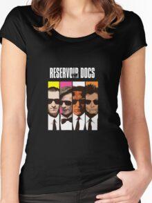 Reservoir Docs Women's Fitted Scoop T-Shirt
