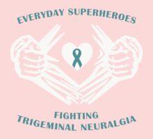 Everyday Superheroes - Trigeminal Neuralgia Baby Tee