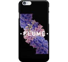 flume skin - black iPhone Case/Skin