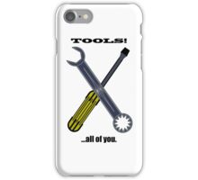 Tool iPhone / Samsung Galaxy Case iPhone Case/Skin