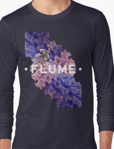 flume skin - black Long Sleeve T-Shirt