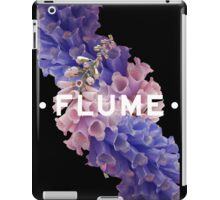 flume skin - black iPad Case/Skin
