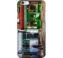Soho Street Scene iPhone Case/Skin