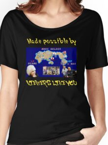 Viewers Like You: Championship Edition Women's Relaxed Fit T-Shirt