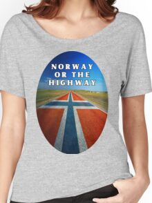 Norway or the Highway Women's Relaxed Fit T-Shirt