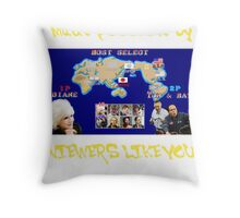 Viewers Like You: Championship Edition Throw Pillow