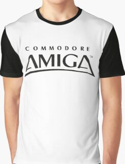 Commodore Amiga Graphic T-Shirt