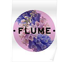 flume skin - circle Poster