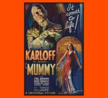 The Mummy Kids Tee