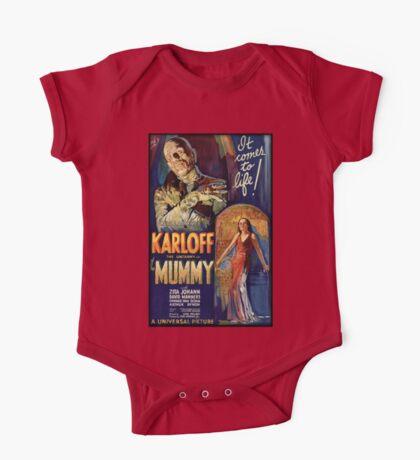 The Mummy One Piece - Short Sleeve