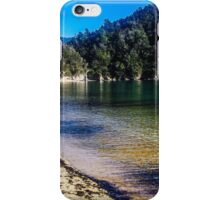 Abel Tasman National Park, New Zealand iPhone Case/Skin