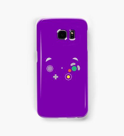 Gamecube Controller Buttons - Colour Samsung Galaxy Case/Skin