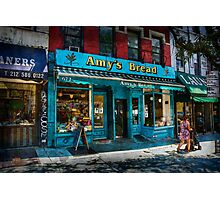 Hell's Kitchen Bakery Photographic Print