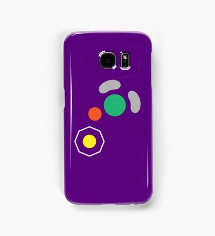 Gamecube Controller Button Symbol Samsung Galaxy Case/Skin