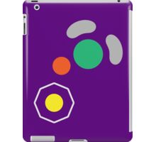Gamecube Controller Button Symbol iPad Case/Skin