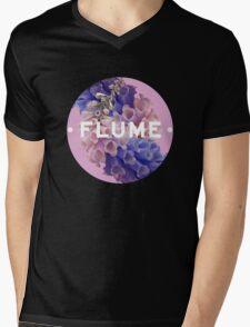 flume skin - full Mens V-Neck T-Shirt