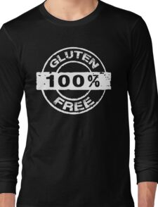 Gluten-Free Long Sleeve T-Shirt