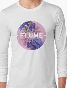 flume skin - circle Long Sleeve T-Shirt