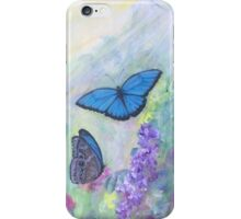 The Song of Spring iPhone Case/Skin