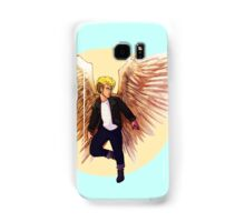 Feathers and Leather Samsung Galaxy Case/Skin