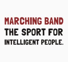 Marching Band Intelligent One Piece - Short Sleeve