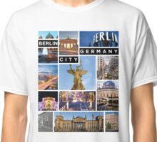 Berlin City Design Classic T-Shirt
