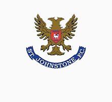 St Johnstone FC Badge -Scottish Premier League Unisex T-Shirt