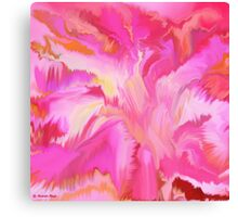 Spring  sonata- Abstract37  Art + Products Design  Canvas Print