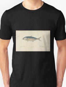 Natural History Fish Histoire naturelle des poissons Georges V1 V2 Cuvier 1849 016 Unisex T-Shirt