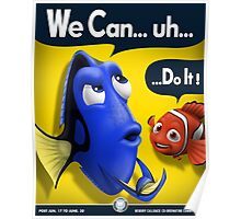 We Can... uh... Do It! Poster