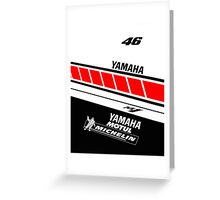 Rossi Valencia Greeting Card