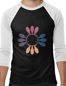 Collar Men's Baseball ¾ T-Shirt