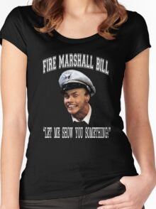 Fire Marshall Bill - Let Me Show You Something Women's Fitted Scoop T-Shirt
