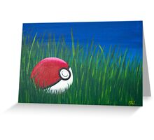 Route 1 Greeting Card
