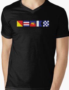 Say if for the Ocean Mens V-Neck T-Shirt